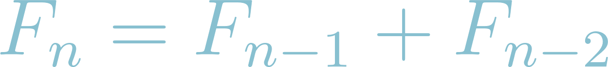 Formula of Fibonacci Series